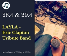 LAYLA Eric Clapton Tribute Band
