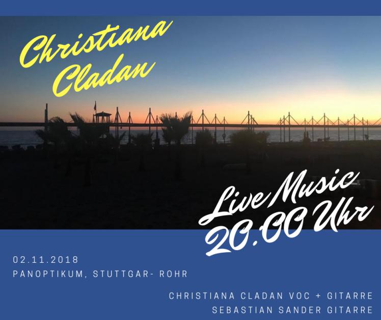 Live Music20_00 Uhr
